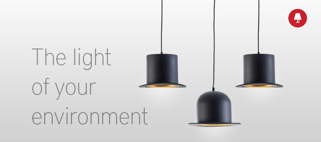 The light of your environment
