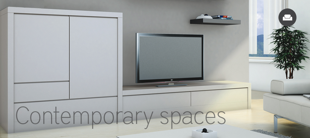 Contemporary spaces