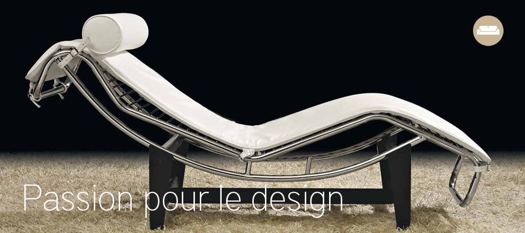 Passion pour le design